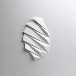 Pleat2 White